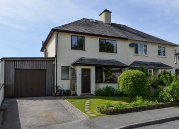 Thumbnail 4 bed semi-detached house for sale in Warwick Drive, Summerlands, Kendal, Cumbria