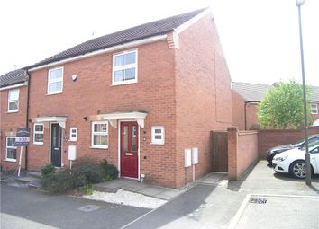 Thumbnail 2 bed end terrace house to rent in James Street, Leabrooks, Alfreton