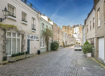 Thumbnail 3 bed mews house to rent in Manson Mews, South Kensington, London