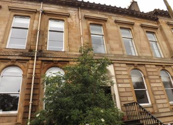 Thumbnail 1 bed flat to rent in Wilton Street, North Kelvinside, Glasgow