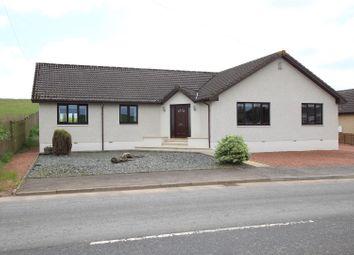 Thumbnail 4 bed detached bungalow for sale in Lanark Road, Auchenheath, Lanark