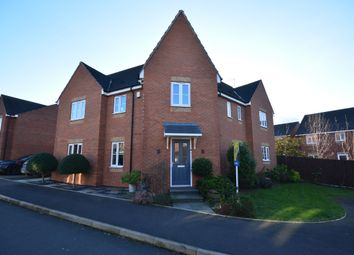 Railway Close, Pipe Gate, Market Drayton TF9. 5 bed detached house for sale