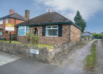 Thumbnail 2 bed detached bungalow for sale in Church Road, Blurton, Stoke-On-Trent, Staffordshire