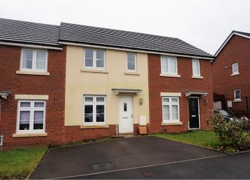 Thumbnail 2 bed terraced house for sale in Bryn Celyn, Pontyclun