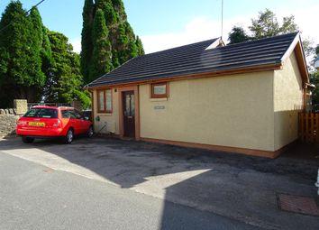 Thumbnail 2 bed semi-detached house for sale in Bettws, Bridgend