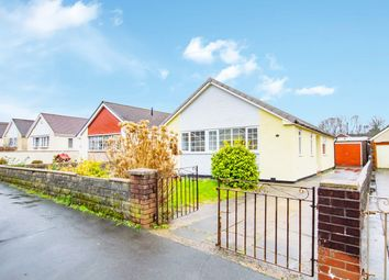 Thumbnail 3 bed bungalow for sale in Lon Isaf, Caerphilly, Glamorgan