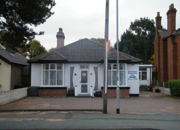Thumbnail 5 bed bungalow for sale in High Street, Chasetown, Burntwood, Staffordshire