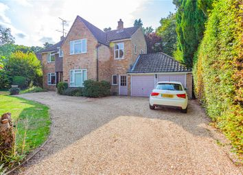 Thumbnail 4 bed detached house for sale in Queen Mary Close, Fleet, Hampshire