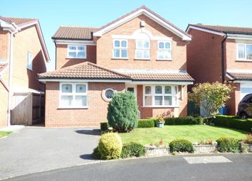 Thumbnail 4 bed detached house for sale in Searle Avenue, Castlefields, Stafford