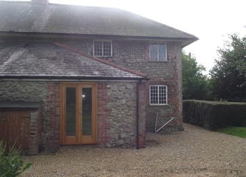 Thumbnail 3 bed cottage to rent in Holywell, Dorchester