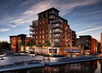 Thumbnail 1 bed flat for sale in Waterside Collection, King Street, Norwich