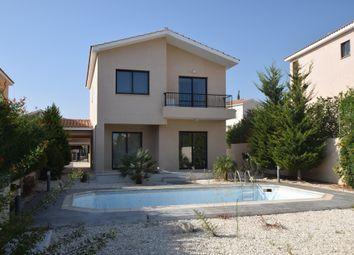Thumbnail 3 bed villa for sale in Kouklia, Paphos, Cyprus
