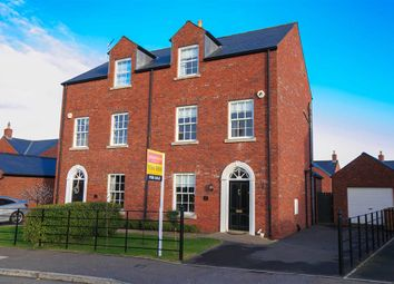 Thumbnail 4 bedroom semi-detached house for sale in 3, Breton Gardens, Lisburn