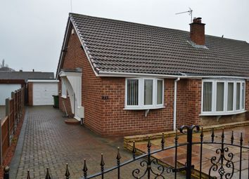 Thumbnail 2 bedroom semi-detached bungalow for sale in Fountains Crescent, Middlesbrough