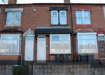 Thumbnail 3 bed terraced house for sale in Oxhill Road, Handsworth, Birmingham