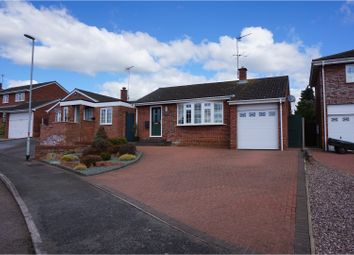 Thumbnail 3 bed bungalow for sale in Appleby Close, Wellingborough