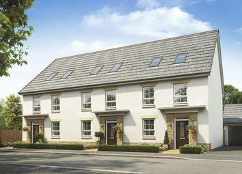 "Thumbnail 4 bed semi-detached house for sale in ""Helensburgh"" at Barochan Road, Houston, Johnstone"