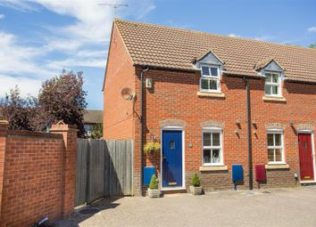 Thumbnail 2 bed end terrace house to rent in Prestwold Way, Aylesbury