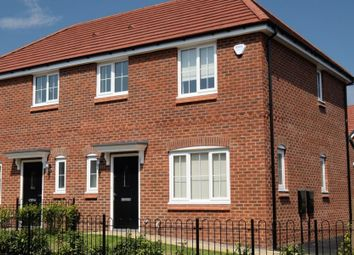 Thumbnail 3 bedroom semi-detached house to rent in Alliott Avenue, Eccles, Manchester