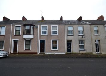 Thumbnail 2 bed terraced house for sale in Bush Street, Pembroke Dock