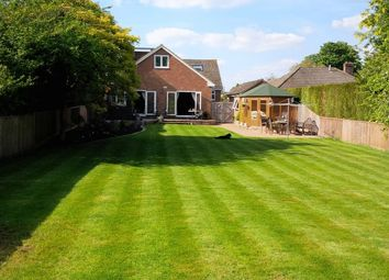 Thumbnail 5 bed detached house for sale in Orchard Road, South Wonston, Winchester