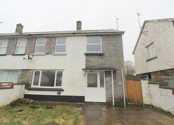 Thumbnail 3 bed semi-detached house for sale in Llanddewi Brefi, Tregaron