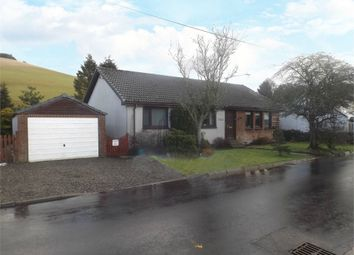 Thumbnail 3 bed detached bungalow for sale in Howgate Road, Roberton, Biggar, South Lanarkshire