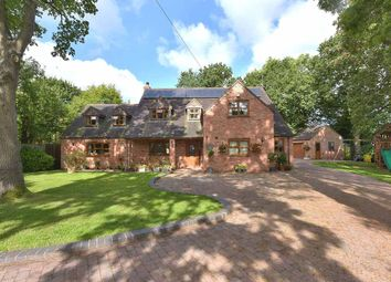 Thumbnail 5 bed detached house for sale in Bell Lane, Lower Broadheath