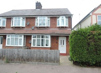 Thumbnail 2 bed maisonette for sale in Branston Road, Clacton-On-Sea