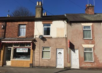 Thumbnail 1 bed flat for sale in Uxbridge Street, Burton-On-Trent