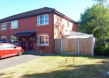 Thumbnail 2 bed terraced house for sale in Shuldham Close, High Legh, Knutsford