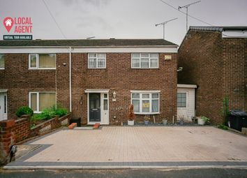 Thumbnail 3 bed end terrace house for sale in Ingress Gardens, Greenhithe