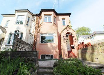 Thumbnail 4 bed semi-detached house for sale in Fairoak Avenue, Newport