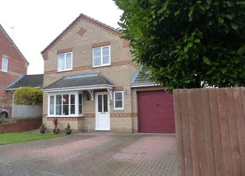 Thumbnail 4 bed detached house for sale in Woodside, Branston