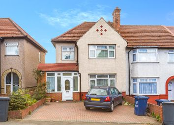Thumbnail 3 bedroom end terrace house for sale in Greenford Road, Greenford