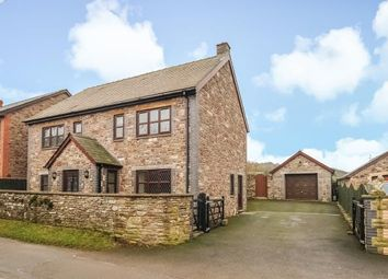Thumbnail 4 bed detached house for sale in Hay On Wye 5 Miles, Felindre