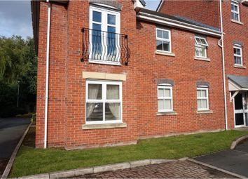 Thumbnail 2 bed flat to rent in Bridgewater Close, Frodsham