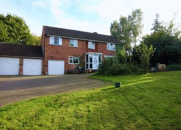 Thumbnail 6 bed detached house for sale in Westmead Drive, Newbury
