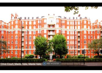 Thumbnail 2 bed flat to rent in Clive Court, London