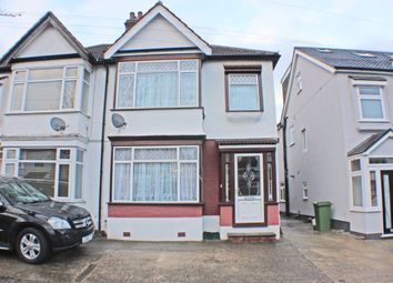 Thumbnail 3 bed semi-detached house for sale in Bute Road, Gants Hill