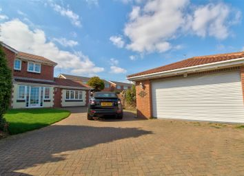Thumbnail 5 bedroom detached house for sale in Millthorp Close, Grangetown, Sunderland