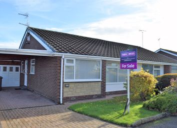 Thumbnail 2 bed semi-detached bungalow for sale in Ringwood Drive, Cramlington