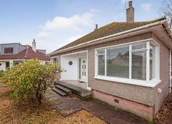 Thumbnail 2 bed bungalow for sale in Criffell Gardens, Glasgow, Lanarkshire