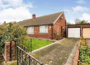 Thumbnail 2 bed bungalow for sale in Kendal Close, Ramsgate