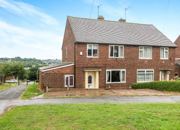 Thumbnail 4 bedroom semi-detached house for sale in Montgomery Crescent, Brierley Hill