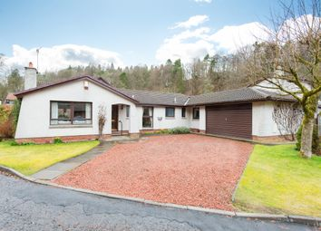 Thumbnail 5 bed flat for sale in Lyne Park, West Linton