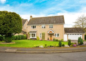 Thumbnail 4 bed detached house for sale in Downlands, Royston