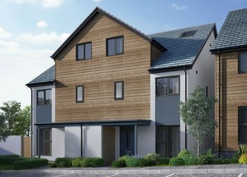 "Thumbnail 4 bed semi-detached house for sale in ""The Cannon"" at Market Road, Plympton, Plymouth, Devon, Plymouth"