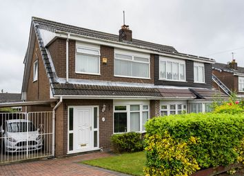 Thumbnail 3 bed semi-detached house for sale in Shenton Avenue, St Helens