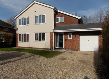 Thumbnail 4 bedroom detached house to rent in Meadow Drive, Healing, Grimsby